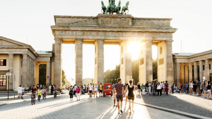 Brandenburger Tor, visitBerlin, Foto: Philip Koschel